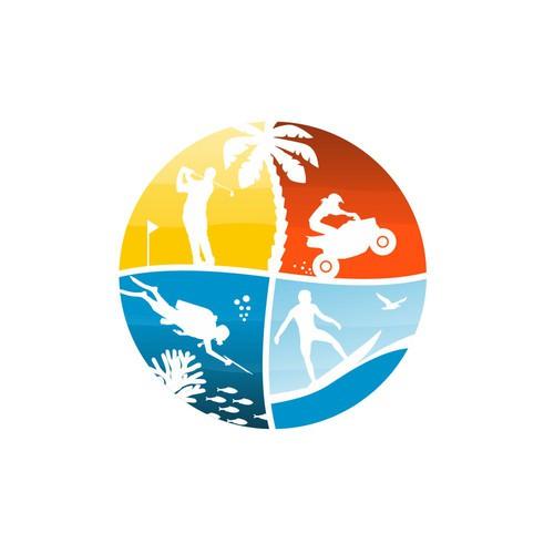 Logo design for Cabo San Lucas website