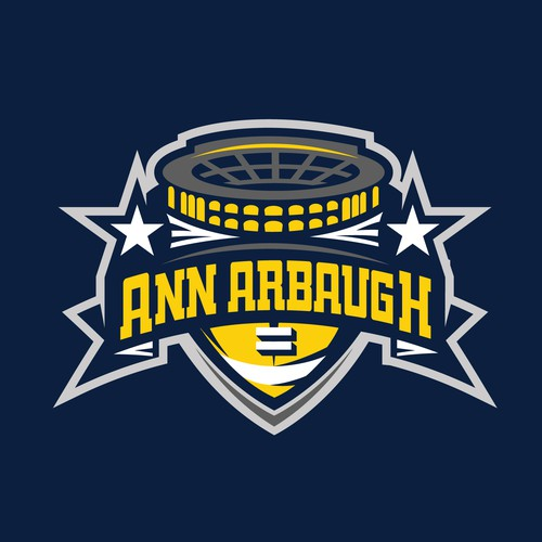 Ann Arbaugh T-Shirt Design