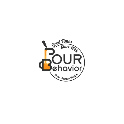 Pour Behavior tap logo