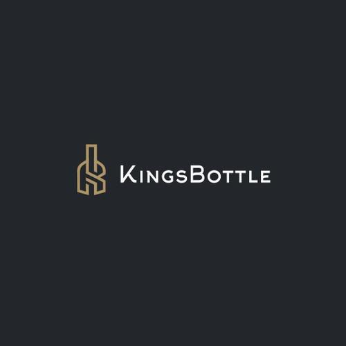 Kings bottle logo