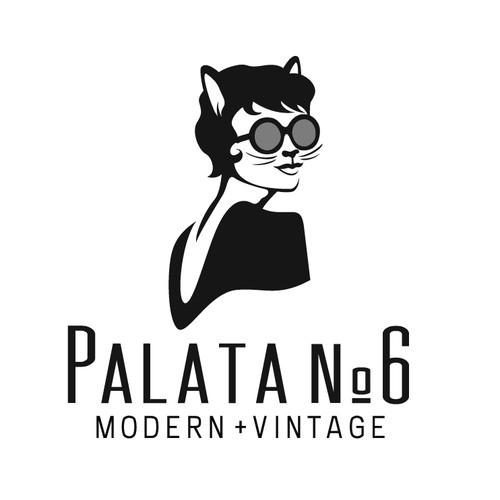 Modern logo for fashion boutique