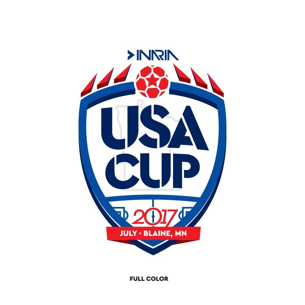 Design a logo for the USA CUp