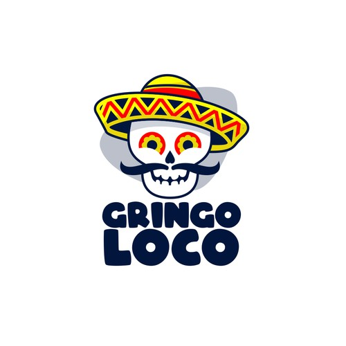 Fun logo For Gringo Loco