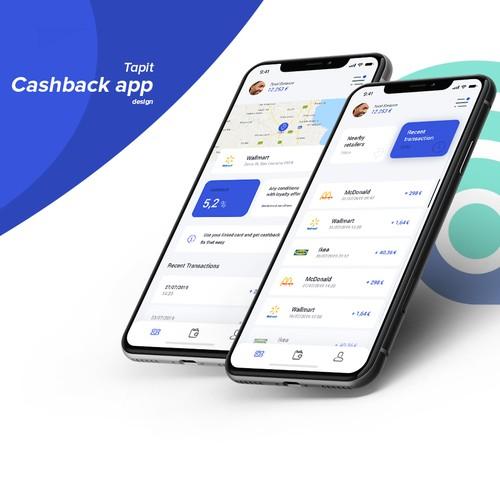 Tapit - Cashback App