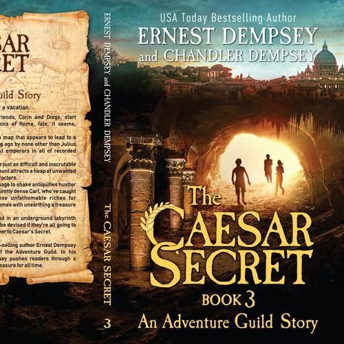 The Caesar Secret book 3