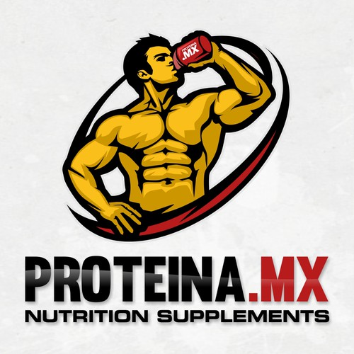 Sports Nutrition Supplements Logo