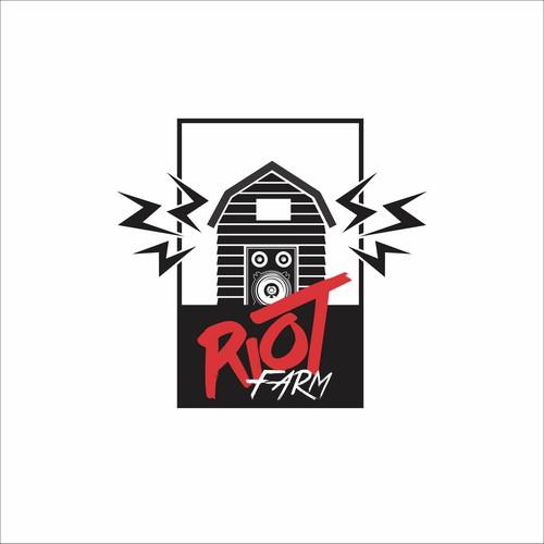 Logo for Riot Farm Record