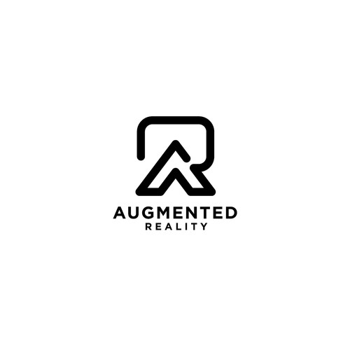 Logo for Augmented Reality - AR