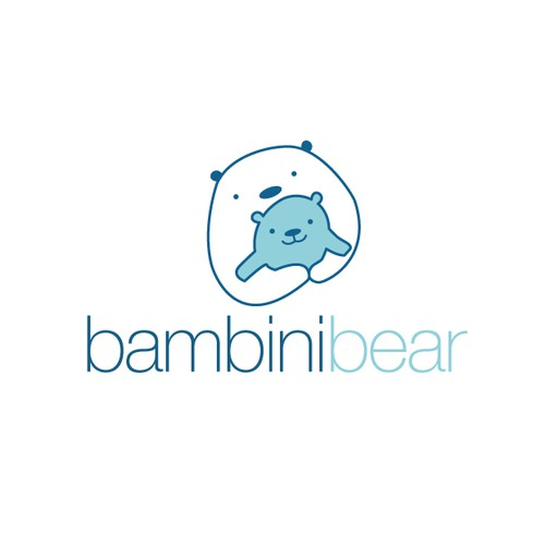 Logo for a Baby Products Brand