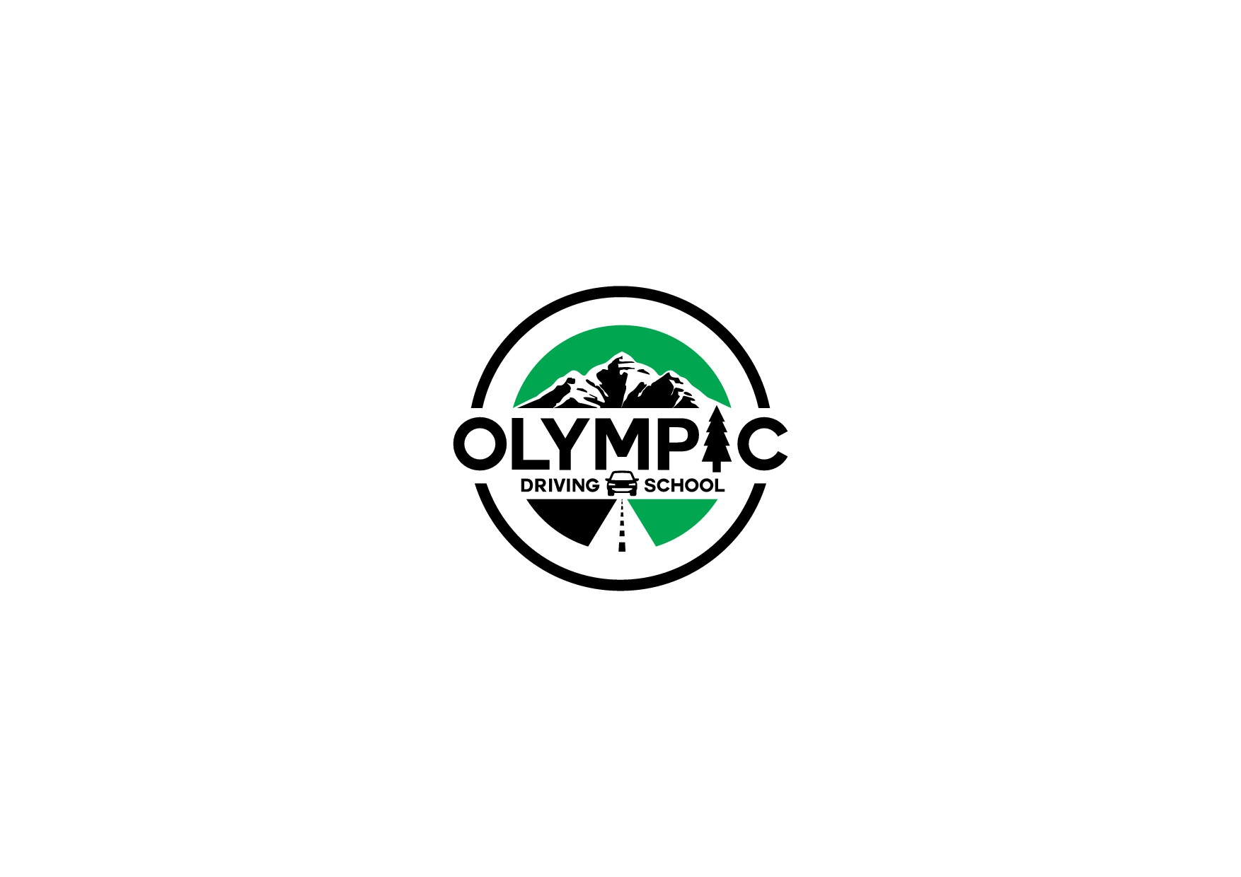 Help us destroy our competition with a new logo for Olympic Driving School