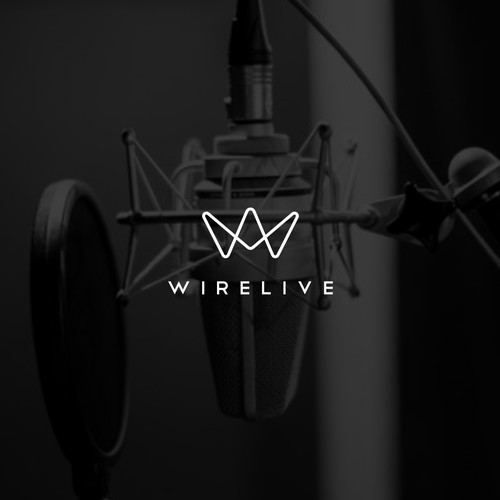 Podcast logo based on an existing brand