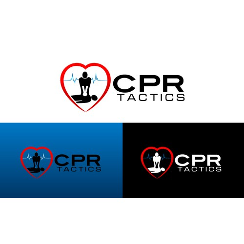 CPR TACTICS Logo