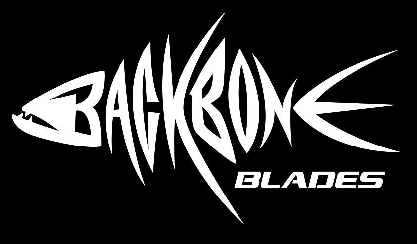 "Searching for a sleek logo for innovative knife brand! ""Backbone Blades"""