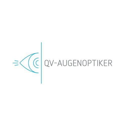QV-Augenoptiker logo