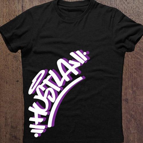 Streetwear T-shirt Design