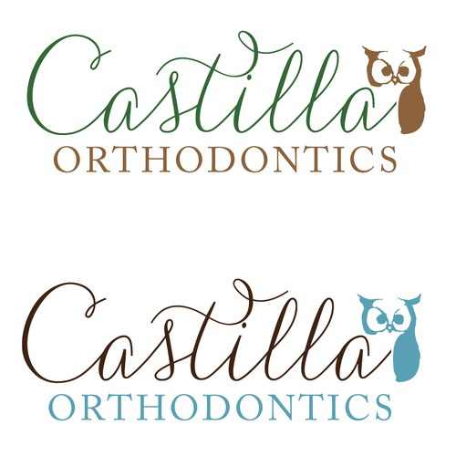 Castilla Orthodontics needs a new logo