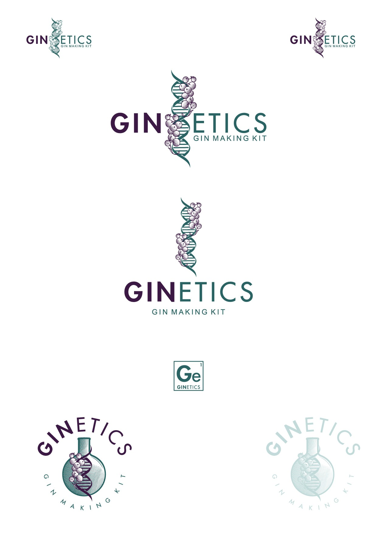 Logo for Gin Making Kit