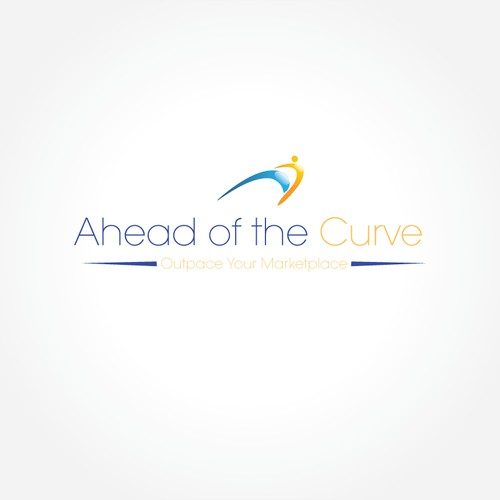 Ahead of the Curve needs a new logo