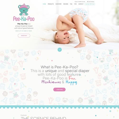 Baby Diaper Brand