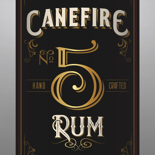 Design a label for a boutique Australian Rum! Guaranteed!