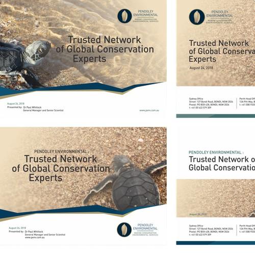 Powerpoint for BioMarine Conservation