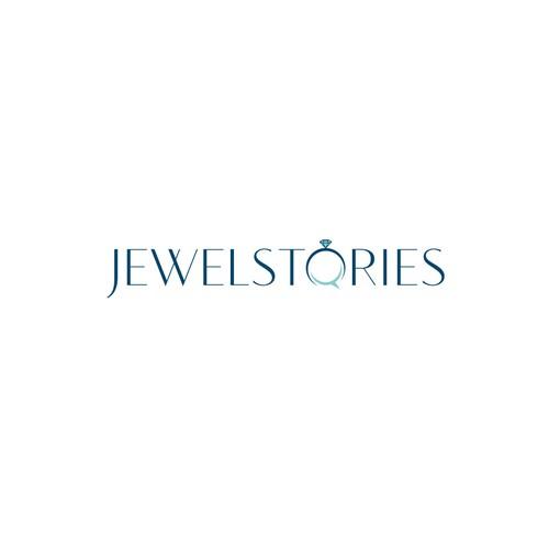 A logo for an online jeweller.
