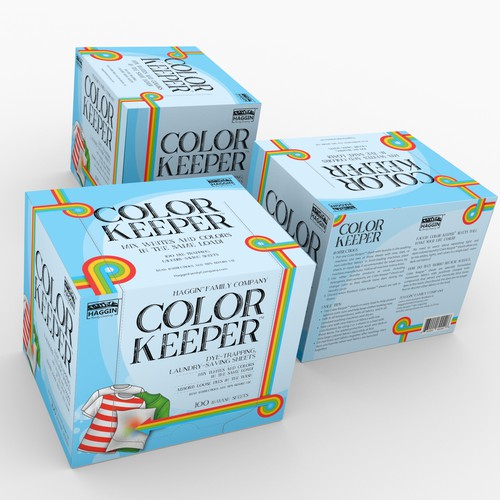 Color Keeper Packaging | Haggin Family Company