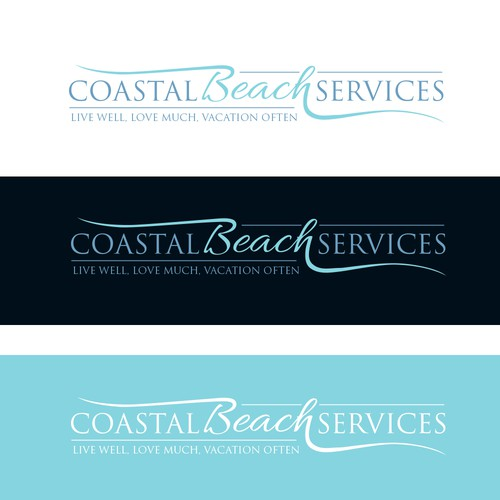 Elegant logo for concierge services