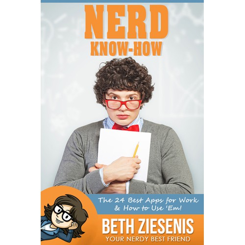 Nerd Know-How Book Cover Design