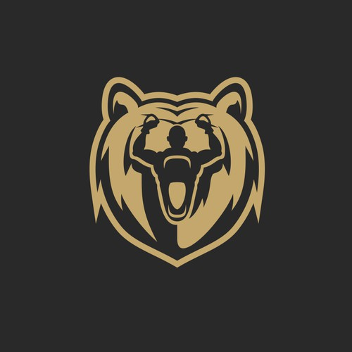 bear boxing logo