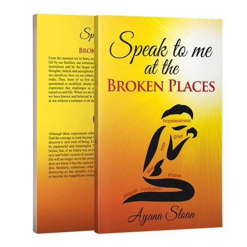 Speak to me at the BROKEN PLACES