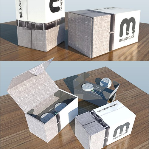 magnetuck box