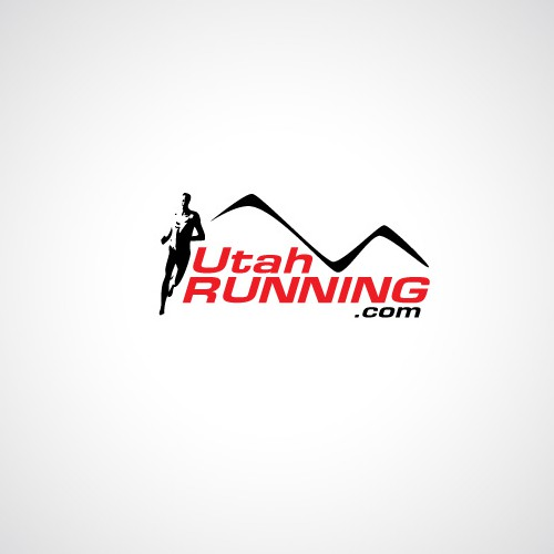 UtahRunning.com Logo Design