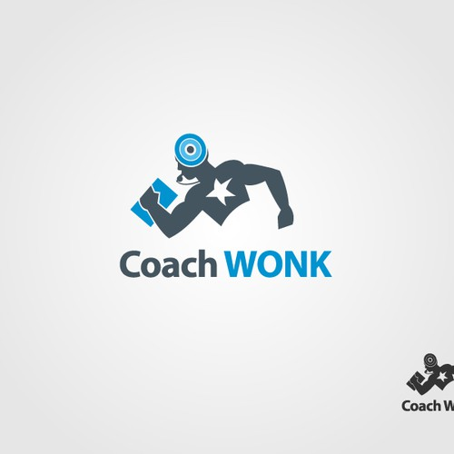 Help Coach Wonk with a new logo