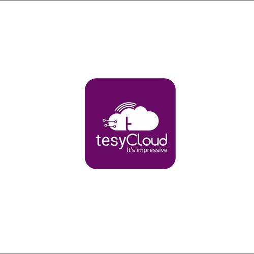 tesyCloud Logo