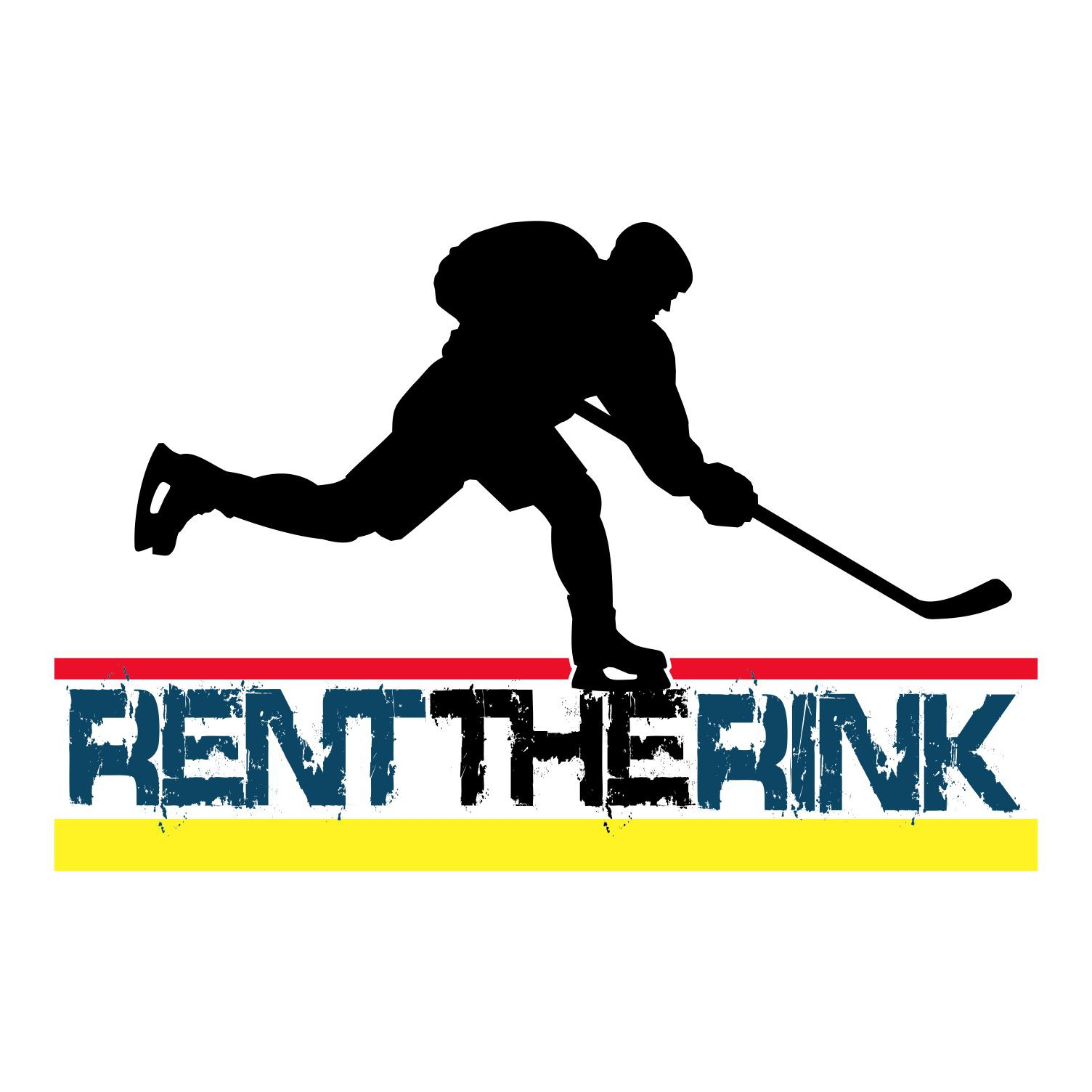Create the next logo for Rent The Rink