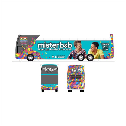 Bus Covering - misterb&b