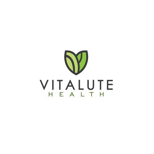 Logo for Vitalute health