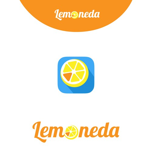 A modern & hip logo for Lemoneda