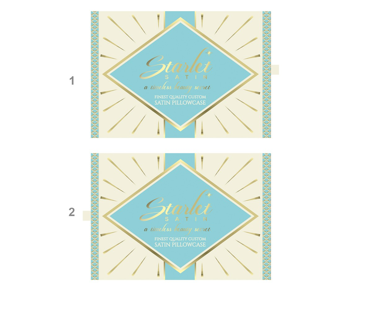 Luxury Package design for beauty product