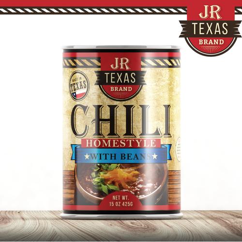 Chili Homestyle / JR Texas Brand