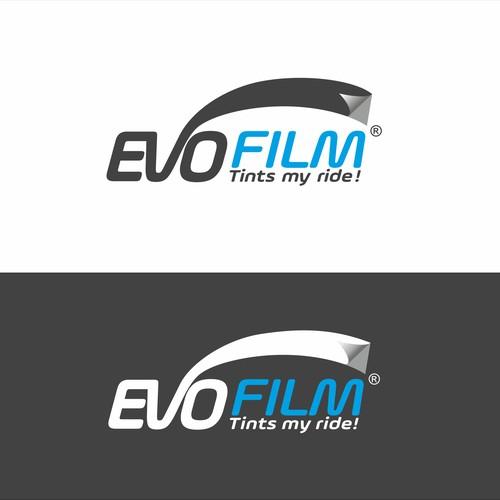 logo concept for EVOFILM