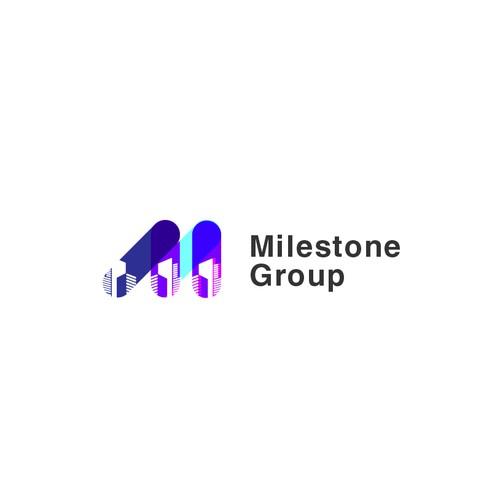 Logo for Milestone Group