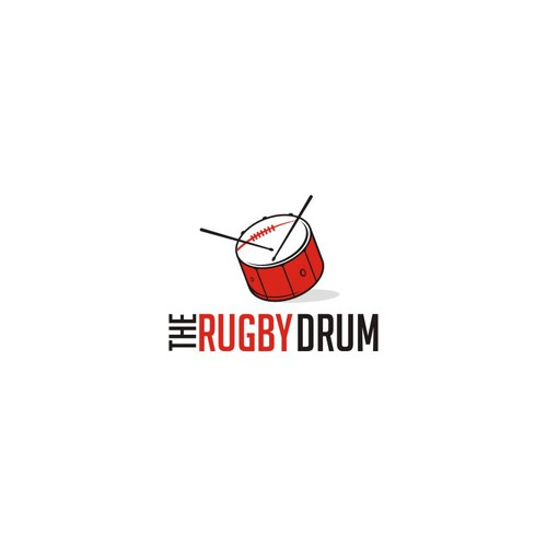 the rugby drum