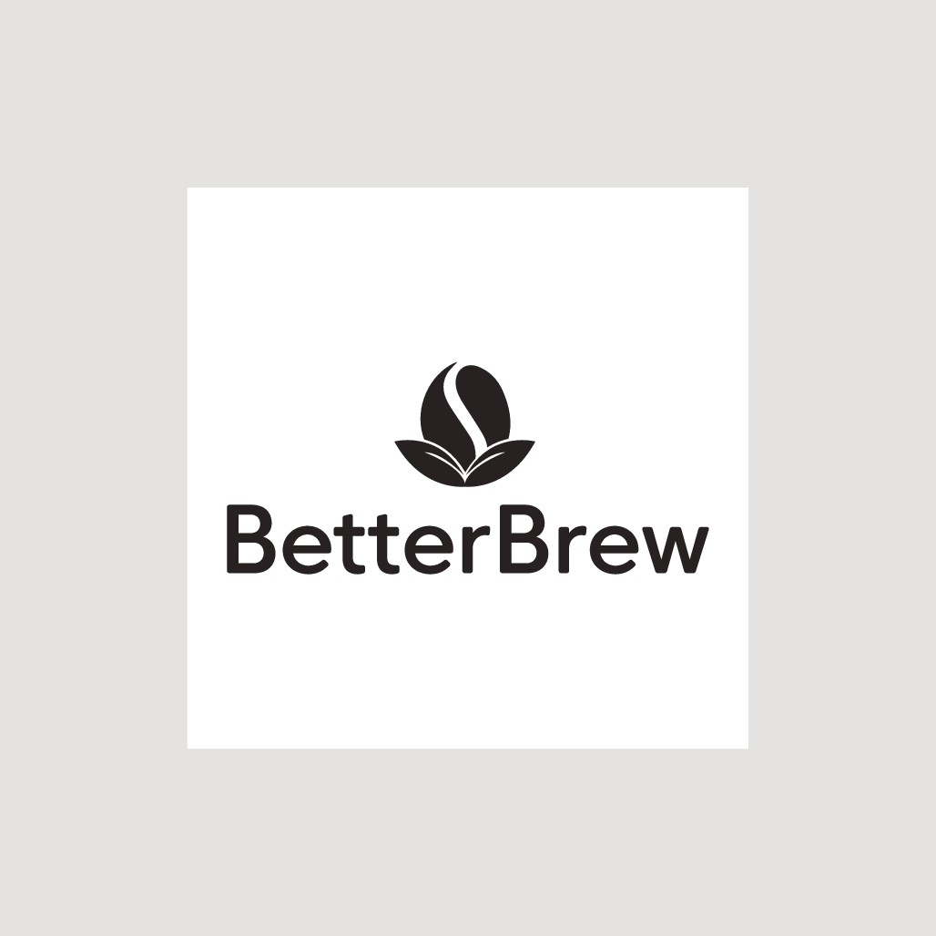 Coffee startup - Logo for the next generation of coffee infused with vitamins.