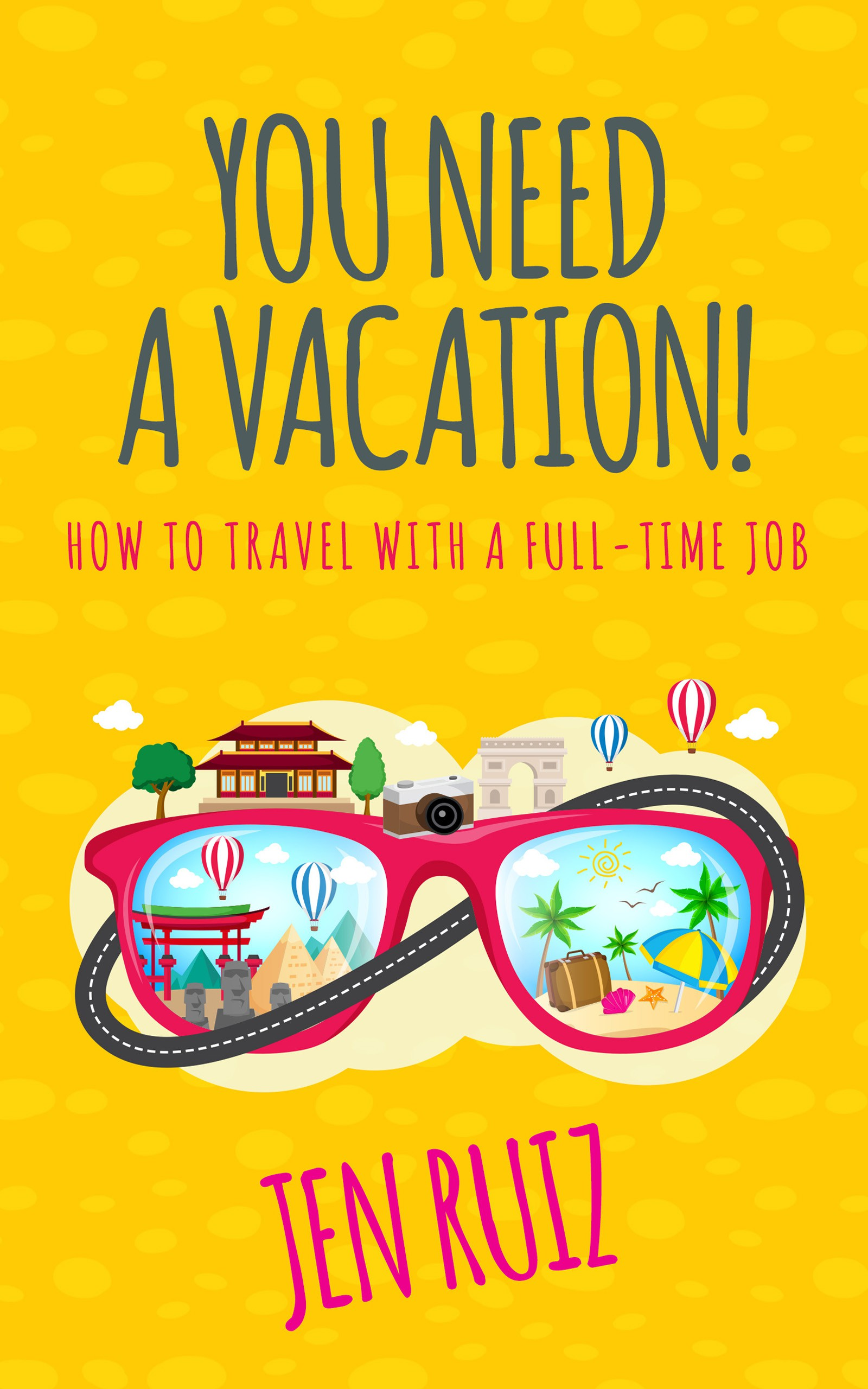 Travel Blogger Seeking Cover for Second Book