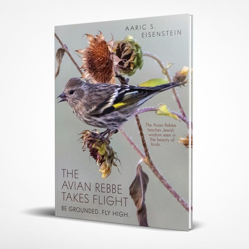 Beautiful photo book with birds and life lessons