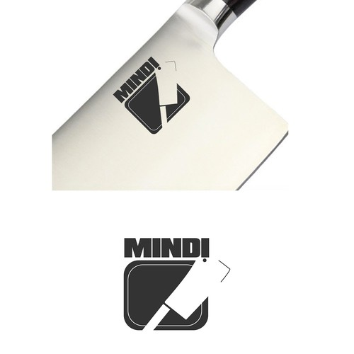logo for a knife producer