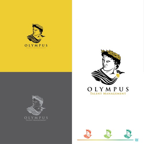 Olympus talent management logo