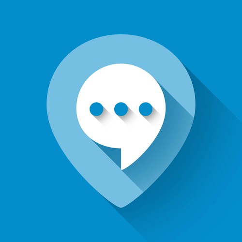 icon for a chat app